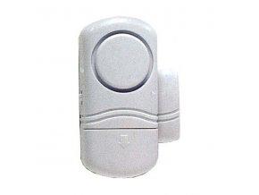 Hlásič pohybu, dveřní alarm s magnetem, siréna