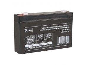 Akumulátor Pb  6V/ 7Ah SLA