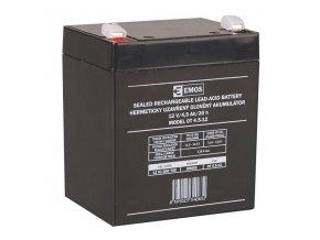 Akumulátor Pb 12V/ 4,5Ah SLA