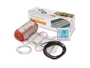 Topná rohož s termostatem CLASSIC KIT 1,2 / 192W