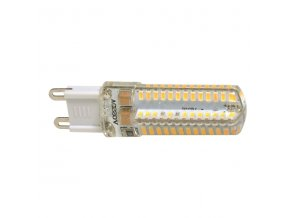 LED žárovka G9 4,5W, 370lm, studená bílá 4200K