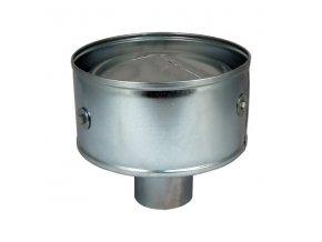 Komínová hlavice, protidešťová stříška CAGI 125 mm
