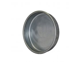 Záslepka kovová do potrubí 100 mm