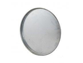 Ukončovací záslepka pro kruhové potrubí 315 mm, kovová Zn