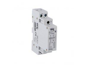 Stykač Kanlux KMC-20-20 2p na DIN lištu 1 fázový