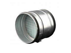 Filtr do potrubí 100 mm KAP 100