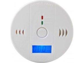 Detektor oxidu uhelnatého (CO) s alarmem CO-602
