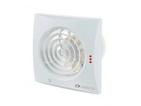Ventilátor Vents 100 Quiet T se sníženou hlučností a časovačem