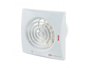 Ventilátor Vents 125 Quiet TH se sníženou hlučností a hydrostat