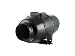 Ventilátor do potrubí Dalap AP 125 Quiet se sníženou hlučnosti