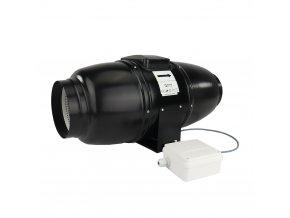 Ventilátor do potrubí Dalap AP 150 Quiet se sníženou hlučnosti