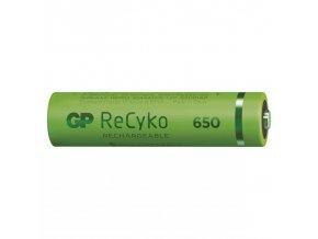 GP nabíjecí baterie R03 AAA NiMh /  650mAh ReCyko plus