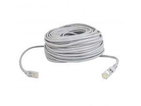 Kabel na internet 30m s koncovkami RJ45 UTP 5E