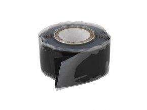 Silikonová páska vulkanizační 25mm/3m černá