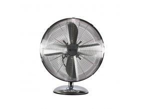 Stolní ventilátor T-FAN 40C průměr 40cm, chrom