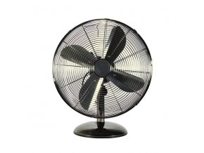 Stolní ventilátor T-FAN 40M průměr 40cm, titan