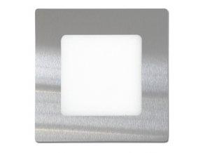 LED svítidlo LED-WSQ-6W/4100/CHR, 6W, 4100K, RAFA