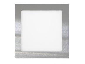 LED svítidlo LED-WSQ-18W/4100/CHR, 18W, 4100K, RAFA