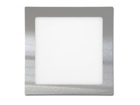 LED svítidlo LED-WSQ-25W/2700/CHR, 25W, 2700K, RAFA