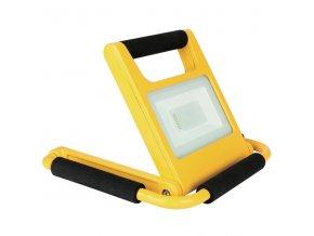 LED reflektor se stojanem 20W RLG402-20W/AKU, 4000K