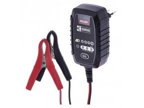 Nabíječka autobaterií, olověných akumulátorů 6-12V/0,8A, N1015