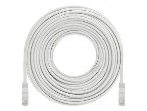 Kabel na internet 25m s koncovkami RJ45 UTP 5E
