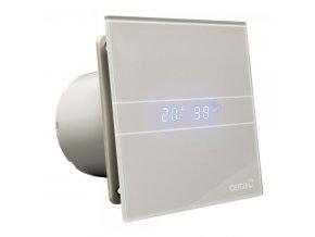 Ventilátor Cata e100 GSTH časovač, senzor vlhkosti