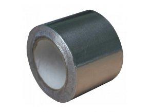 Páska ALU hliníková lepící 48/10m 120 st.C