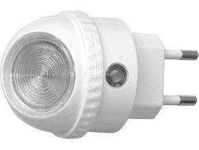 Světlo orientační do zásuvky s čidlem LED XLED-NL/BI