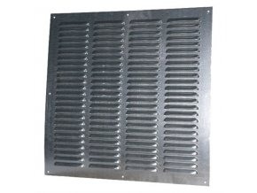 Větrací mřížka pozink 500x500 mm MVMP500s Zn