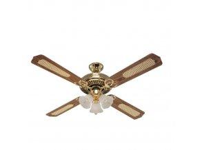 Stropní ventilátor se světlem Westinghouse 78171 Monarch Trio
