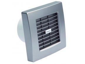 Ventilátor TWISTER AOL 100T SF  se žaluzií stříbrný