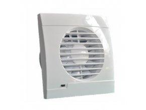 Ventilátor TWISTER AERO 100 ložiska s vypinačem a kabelem