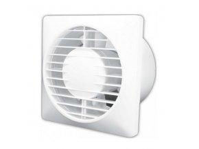 Ventilátor SOLO 125 T s časovým spínačem