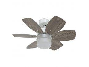 Stropní ventilátor se světlem Westinghouse 78252 Flora Royal