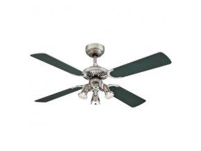 Stropní ventilátor se světlem Westinghouse 72112 Princess Euro