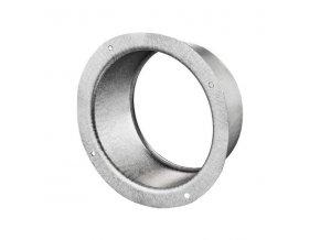 Příruba kovová na potrubí 100 mm