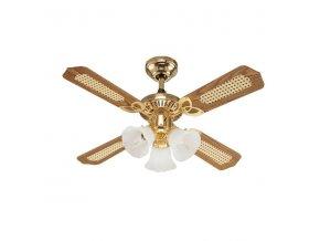 Stropní ventilátor se světlem Westinghouse 78199 Princess Trio