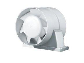 Ventilátor do potrubí 125 VKOK s držákem