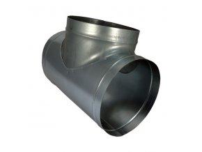 Odbočka jednostranná 315/315 mm Zn kovová