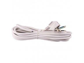 Flexo kabel 5m/3x1.5 bílá šňůra/PVC