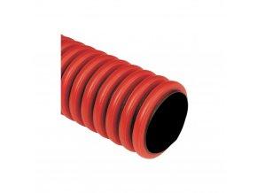 ohebna dvouplastova chranicka 50mm cervena kf 09050 ba