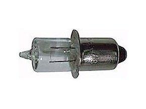 žárovka bajonet 5,5V 1A P13,5S halogen