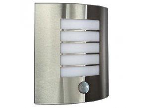 Svítidlo s čidlem pohybu nerez IP44 3964