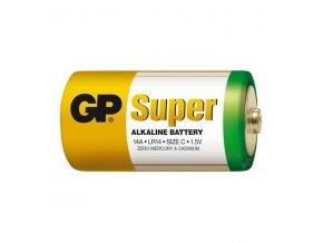 Alkalická baterie GP Super LR14 (C)