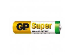 Baterie AA (LR6) alkalická GP Super Alkaline