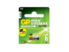 Baterie GP 11A 1ks alkalická speciální