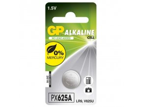GP baterie Alkaline PX 625A/LR9