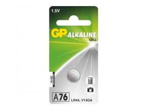 Baterie GP LR44 (A76F)