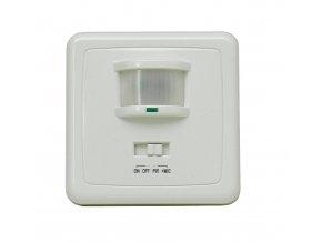 Pohybové čidlo do vypínače s PIR a zvukovou detekcí  EST01